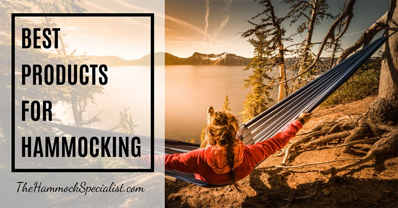 Best Products For Hammocking