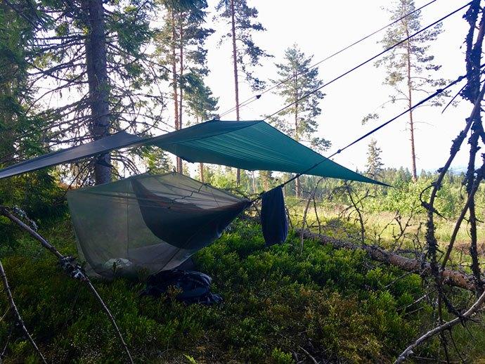 best hammock tarp combo