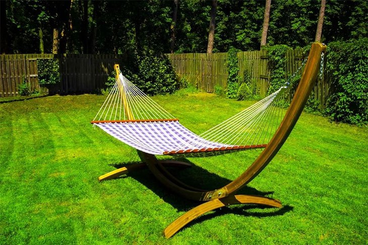 best rope hammock with stand