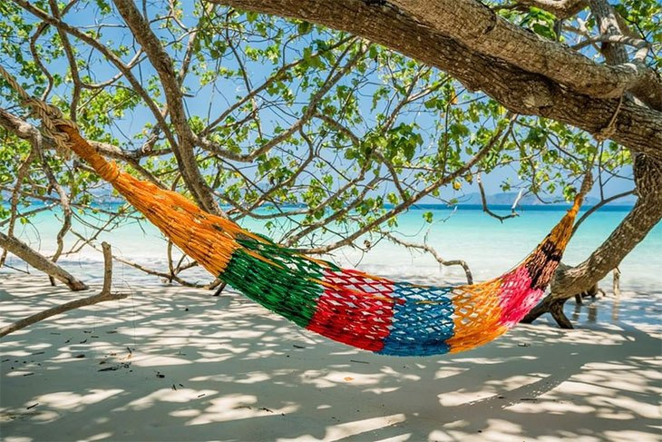 how to use castaway hammock straps
