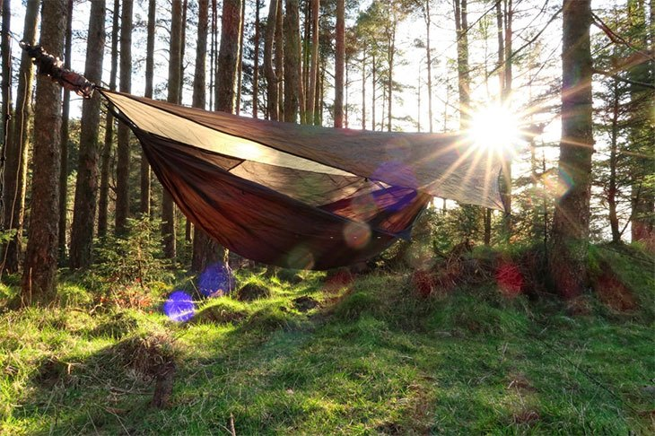 best hammock camping accessories