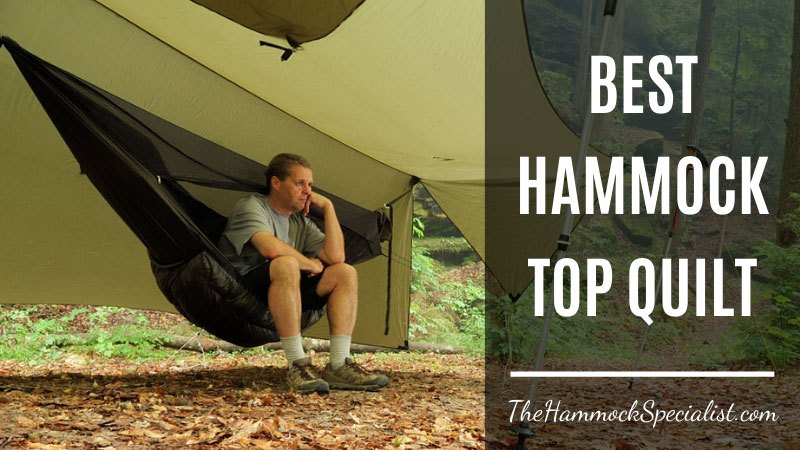best hammock top quilt